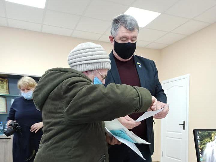 Допомогти ОСББ просять люди у депутата Яворського